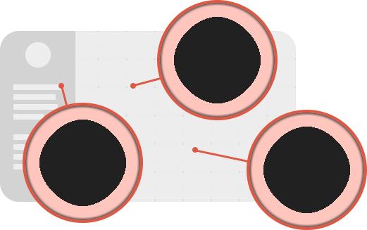 Web detail