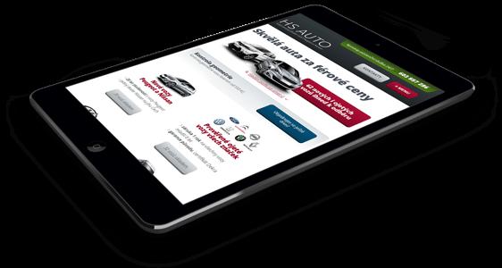 HS AUTO na iPadu