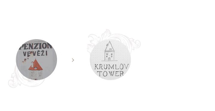 Tvorba loga KrumlovTower.com