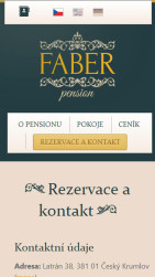Pension Faber phone