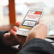 Responzivní (mobilní) web netmagnet.cz