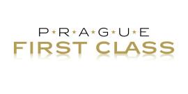 Prague First Class logo