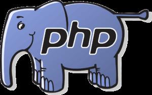 PHP programátor logo
