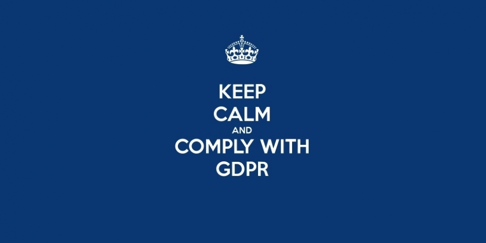 GDPR - keep calm