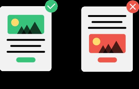 Návrh webu a UX design - A/B testování